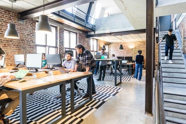 business start up tech company